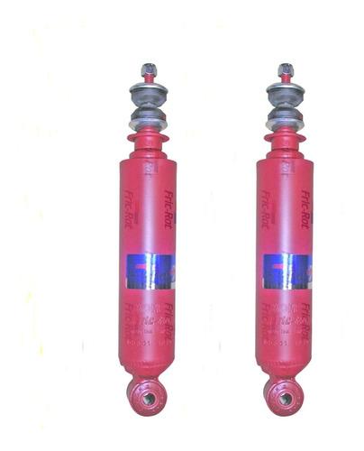 Kit 2 Amortiguadores Delanteros Petroleros L200 4x4 1997/