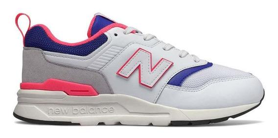 Tênis New Balance 997 Infantil Branco