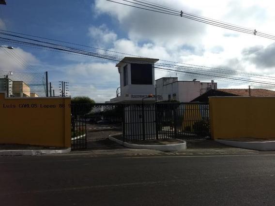 Apartamento Para Venda Em Teresina, Gurupi, 2 Dormitórios, 1 Suíte, 2 Banheiros, 1 Vaga - Apto Cris_2-887650