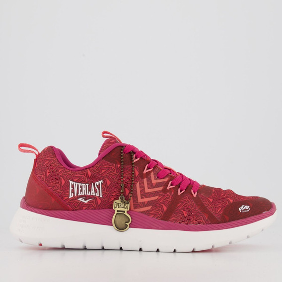 Tênis Everlast Haze Low Feminino Pink