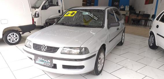 Volkswagen Gol 1.6 Mi 8v Gasolina 4p Manual G.iii