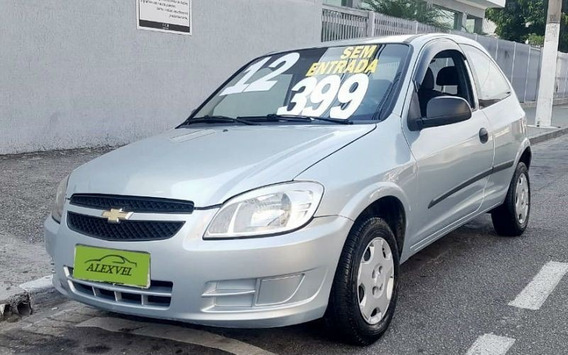 Chevrolet Celta 1.0 Mpfi Ls 8v 2012 2p