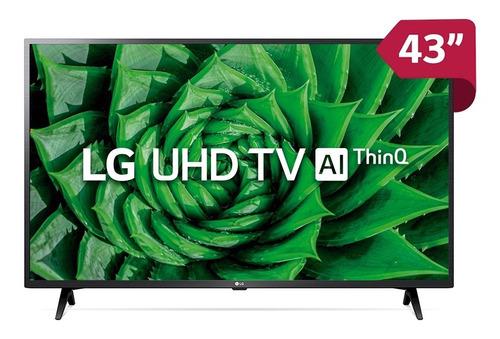 Imagen 1 de 8 de Smart Tv LG 43` Uhd 4k Led Nuevo Modelo Garantía Oficial Amv