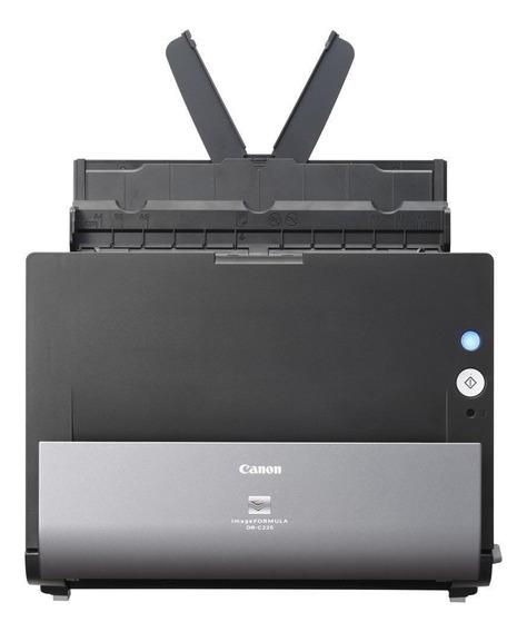 Scanner De Mesa Canon Dr-c225 600dpi - 3258c010aa