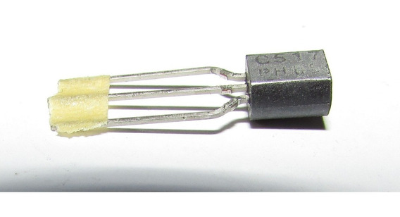 36x 116740 Transistor Bc517 N-darl Metalico To-92 Philips