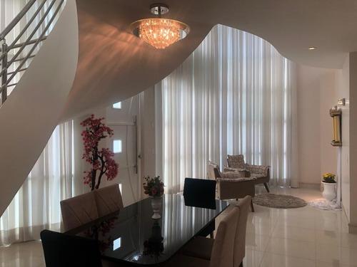 Casa À Venda, 341 M² Por R$ 2.600.000,00 - Jardim Trípoli - Americana/sp - Ca0638