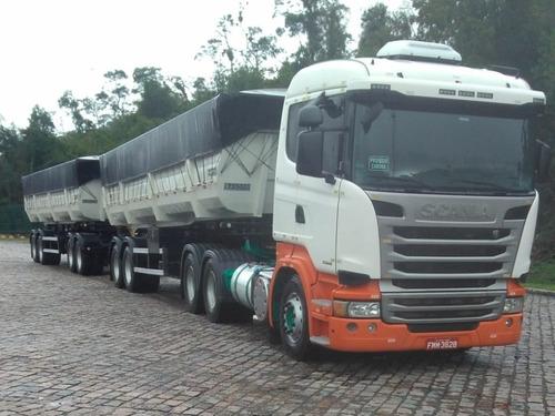 Imagem 1 de 14 de Scania R480 E Rodotrem Randon