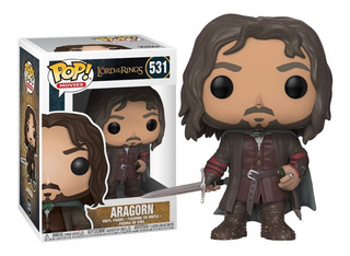 Funko Pop 531 Aragorn The Lord Of The Rings Playking