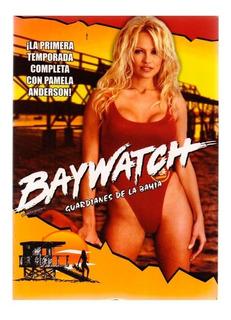 Serie Baywatch Original Temporada 3 Y 4 Con Pamela Anderson