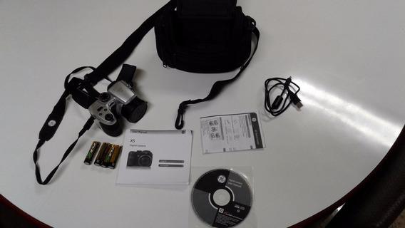 Camera Semi-profissional Ge X5