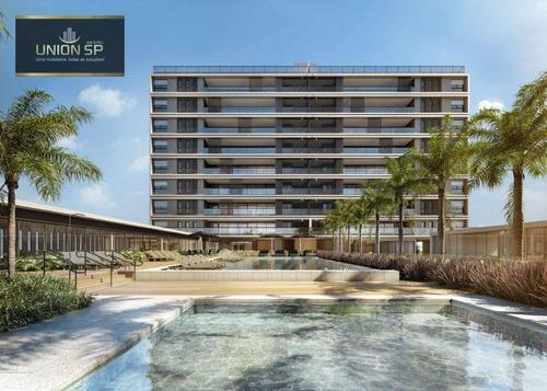 Imagem 1 de 15 de Cobertura Com 4 Dormitórios À Venda, 447 M² Por R$ 7.110.050 - Brooklin - São Paulo/sp - Co2053