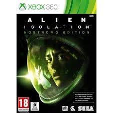 Aliens Isolation Xbox 360 Semi Novo Midia Fisica