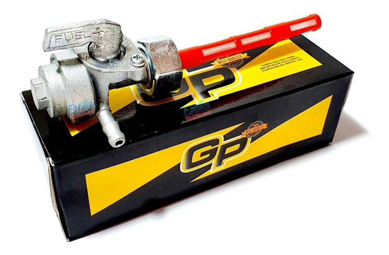 Torneira Gasolina Honda Cg 125 / Titan / Nx 150 / Xl 125s