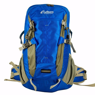 Mochila Outdoors 32 Litros Trekking Urbana Local En Palermo°