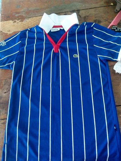 Camiseta Francesa Lacoste Original Produto Com Garantia.