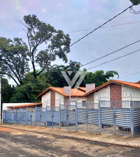 Casa Com 2 Dormitórios Para Alugar, Jardim Celeste - Sorocaba/sp - Ca1104