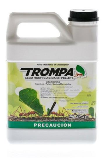 Trompa Insecticida Para Hormiga Arriera Jardin 454 Grs