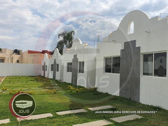 Venta De Hermosas Casas En Condominio Cuautla, Morelos.