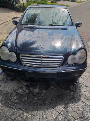 Mercedes-benz Clase C 3.2 C320 Elegance At 2002