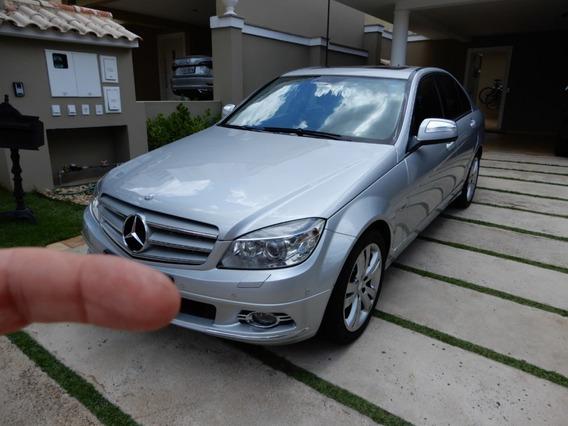 Mercedes Benz C280 Avantgarde 2008 3.0 V6