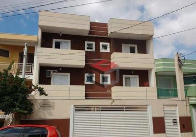 Cobertura Residencial À Venda, Vila Scarpelli, Santo André. - Co2285