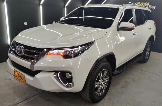 Toyota Fortuner 2.7 Gasolina Euro Iv At