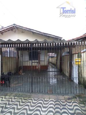 Casa Em Praia Grande, 02 Dormitórios Sendo 01 Suite, Com Churrasqueira Na Aviação Ca0039 - Ca0039