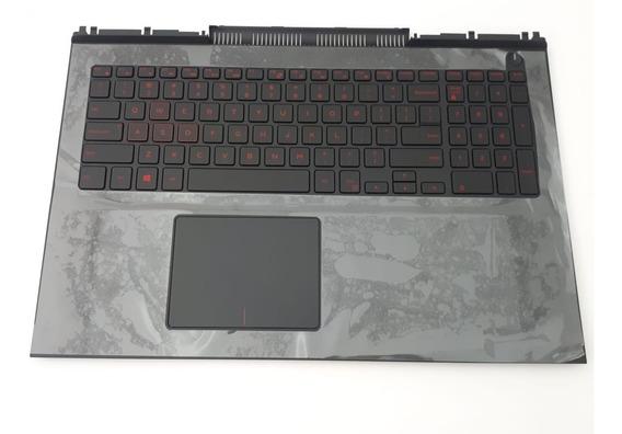 Teclado + Palm Rest Dell Inspiron Gamer 15 7567 E 7567