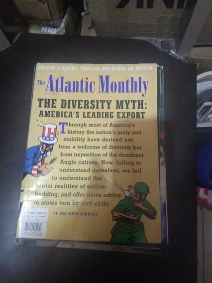 Revista The Atlantic The Diversity Myth: Maio De 1995