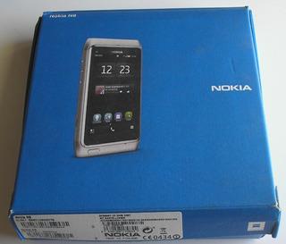 Celular Nokia N8 Completo Antigo Destravado Usado Inatlvo