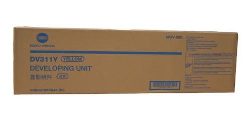 Unidad De Revelado Original Konica Minolta  C280/360 Yellow