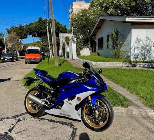 Yamaha R6 2012