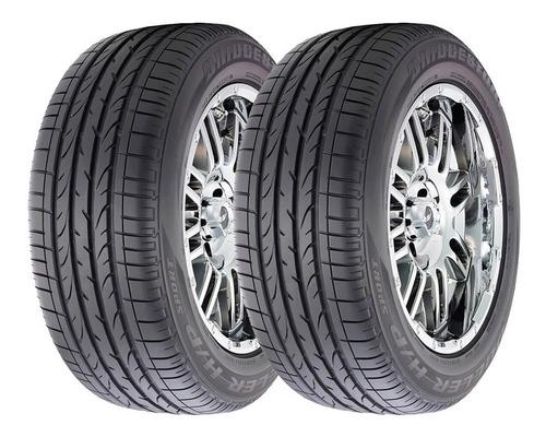Kit X2 Bridgestone 225 65 R17 102t Dueler H/p Sport Cuotas!
