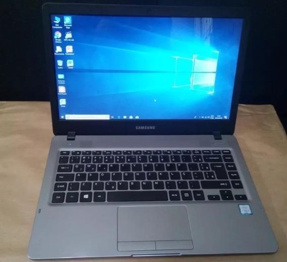 Notebook Samsung Core - I3 4gb Ssd 240gb Tl14