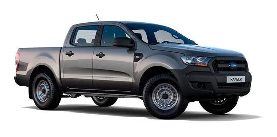 Ford Ranger 2.5 Cd Ivct Xl 166cv Con Equipo De Gnc De 5ta. G