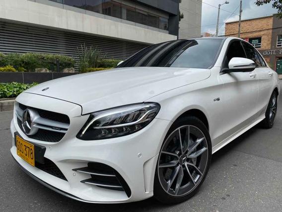 Mercedes-benz Clase C C43 Amg 385hp