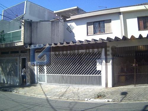 Venda Sobrado Sao Bernardo Do Campo Taboao Ref: 59744 - 1033-1-59744