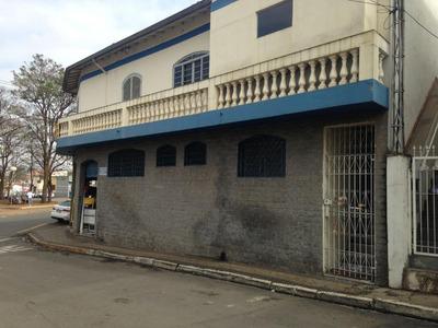Casa Comercial Para Locação, Santa Terezinha, Piracicaba. - Ca2506