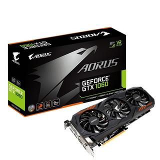 Tarjeta De Video Gigabyte Aorus Nvidia Geforce Gtx 1060, 6gb