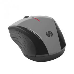 Mouse Sem Fio Hp X3000 Usb Cinza