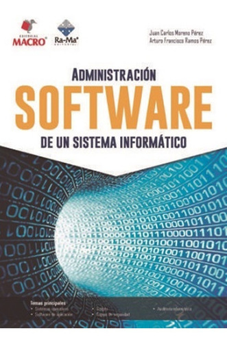 Administracion Software De Un Sistema Informatico