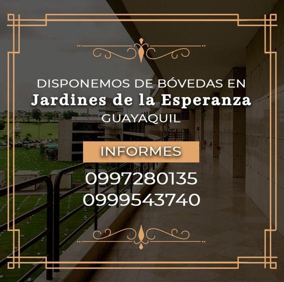 Bovedas En Jardines De Esperanza En Guayaquil