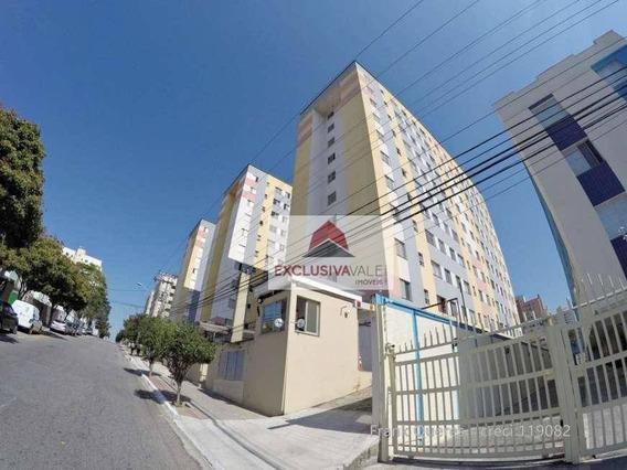 Apartamento À Venda, 41 M² Por R$ 195.000,00 - Jardim Satélite - São José Dos Campos/sp - Ap2069
