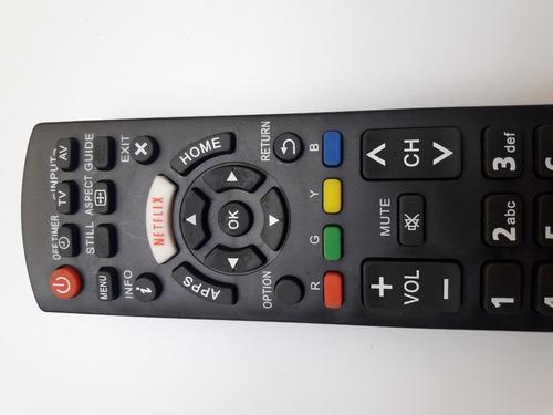 Control Remoto Genérico Para Smart Tv Panasonic S/20
