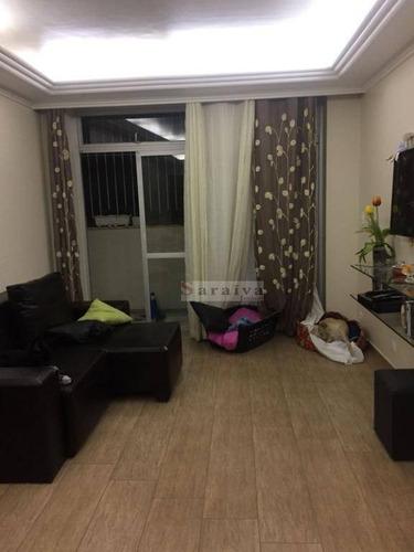 Imagem 1 de 25 de Apartamento À Venda, 130 M² Por R$ 530.000,00 - Centro - São Bernardo Do Campo/sp - Ap1336