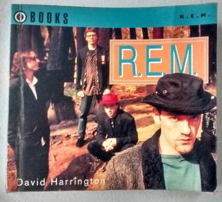 Libro Books R.e.m. David Harrington