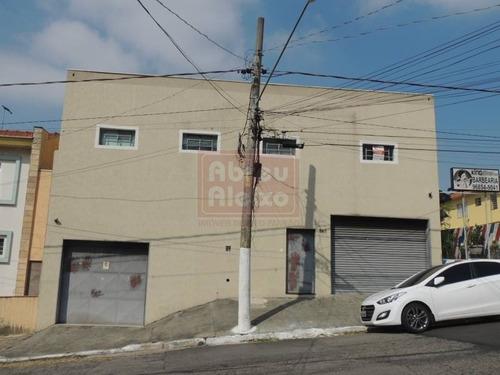 Imagem 1 de 30 de Galpão - Prox. Shopping Anália Franco - Predio Impecável, Com Garagem + Escritório +  Mezanino, Sendo Área Total Construída De 250 M² ! - 868