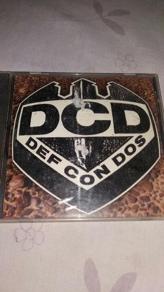 Cd-def Con Dos-punk-onda La Polla-ska-p-sin Ley-toten-2`