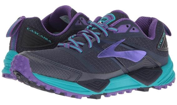Zapatillas Brooks Cascadia 12 Mujer Trail Running