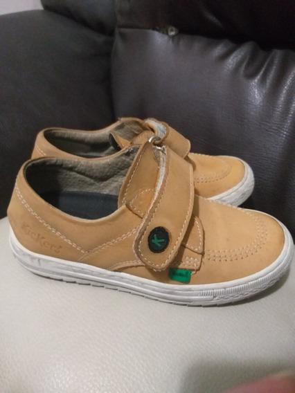Zapatos Kickers Niño Talla 30